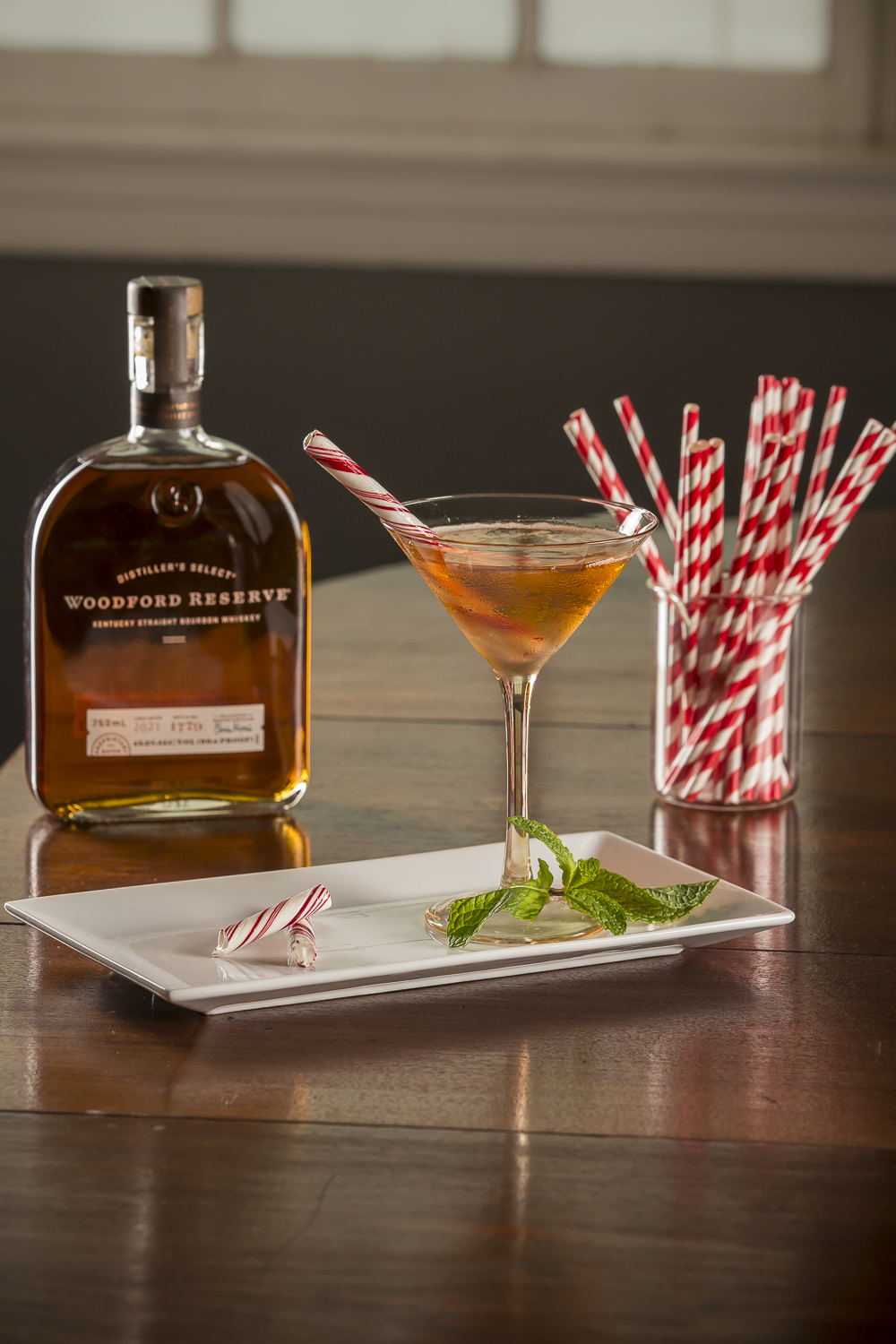 Woodford Reserve Candy Cane