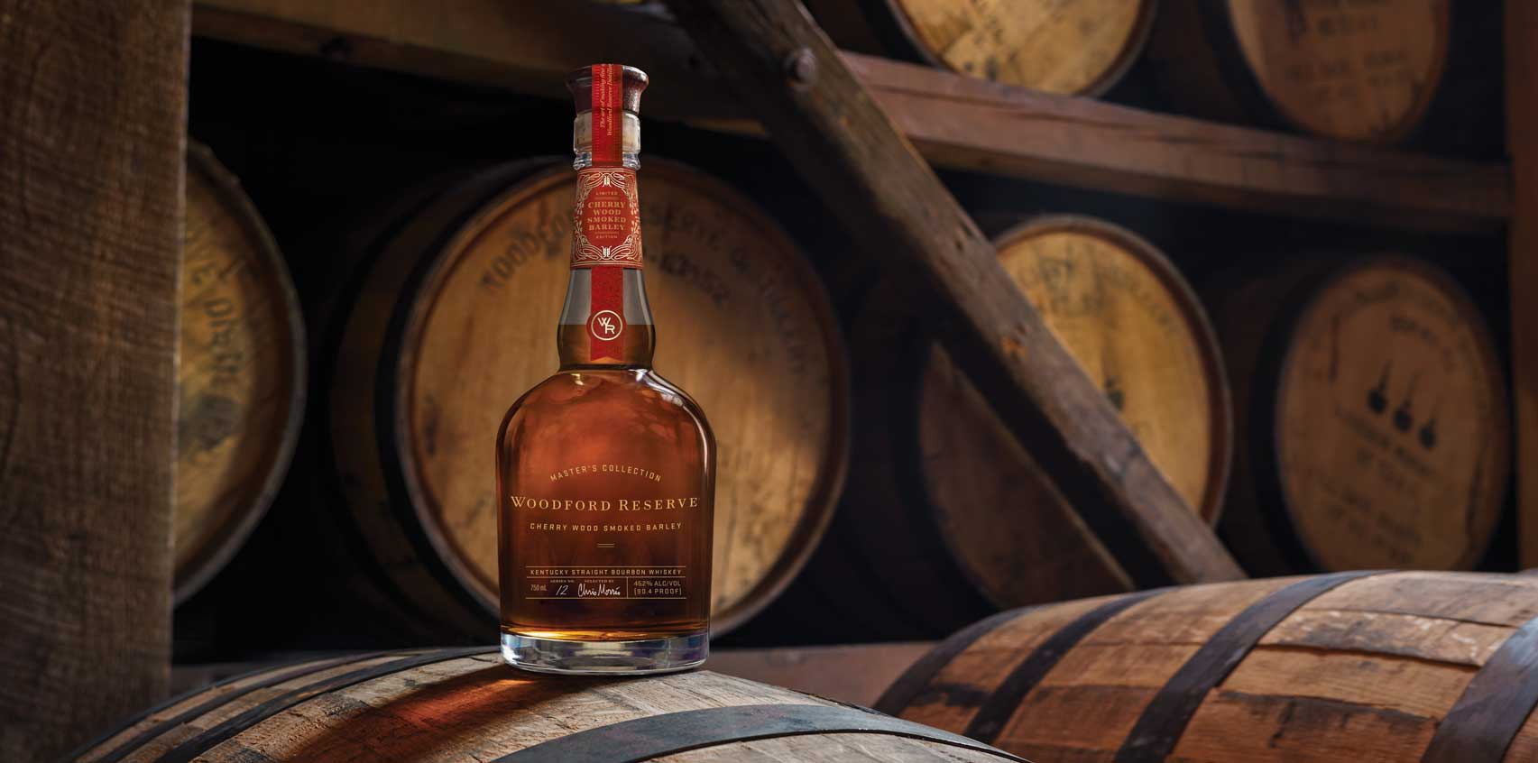 It's just a graphic of Lively Woodford Reserve Personalized Label Program